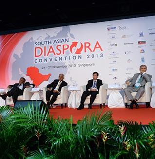 The south asian diaspora